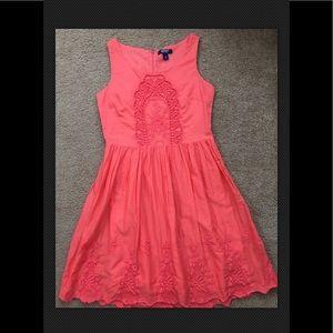 Old Navy Orange Dress 2